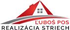 Ľuboš Pos - strechy logo