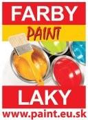 Paint - maliarske práce logo
