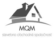 MQM stavebno obchodná spoločnosť s.r.o. logo