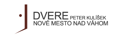 Peter Kulíšek - dvere logo