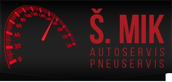 Autocentrum Š.MIK logo