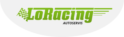 Loracing Centrum - autoservis logo