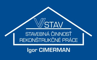 VISTAV - stavebná činnosť logo