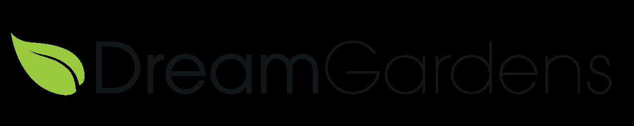 DreamGardens s.r.o. - záhradná architektúra logo