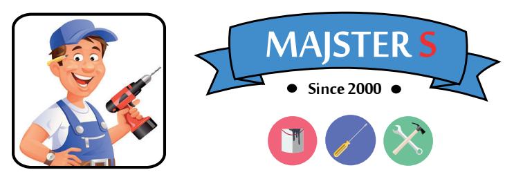 MAJSTER S logo