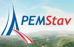 PEMStav s.r.o. - tesárske a pokrývačské práce logo