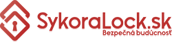 Sýkora - Bezpečnostné dvere logo