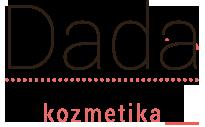 Dagmar Poláková - kozmetika Dada logo