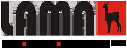 LAMA - strechy logo