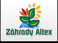 ALTEX - Záhradná architektúra logo