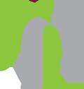 Záhradné centrum TERRA design logo