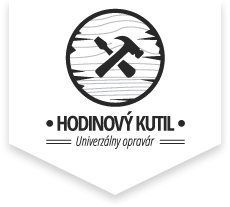 HODINOVÝ KUTIL logo