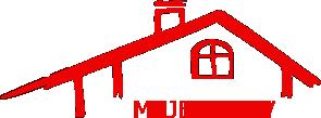 Vladimír Majer, stavebné práce logo