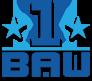 BAU1 s.r.o., stavebná činnosť logo