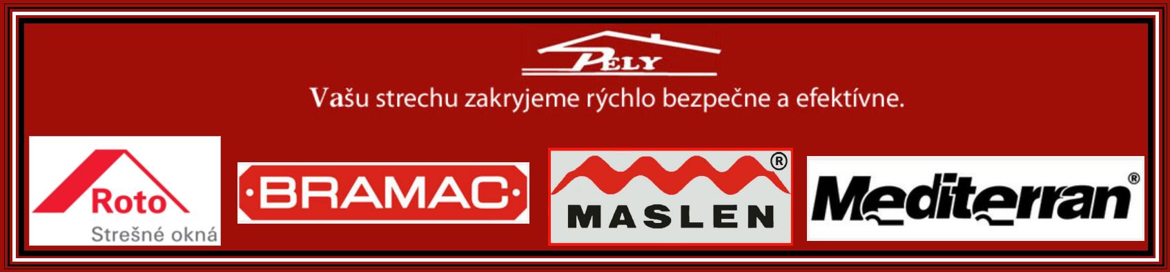 PELY - strechy logo