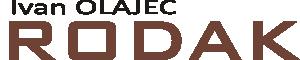 Ivan Olajec - R O D A K logo