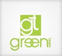 GREEN TEAM - záhradnícke služby logo