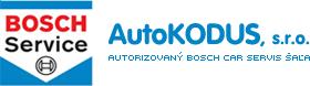 AutoKODUS, s.r.o. - Šaľa logo