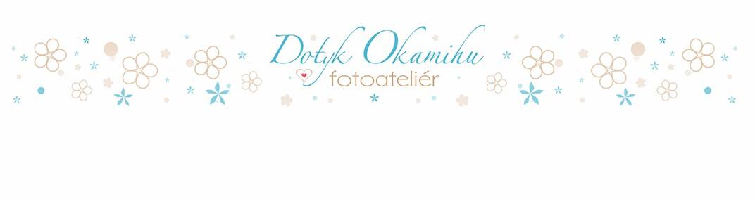 Fotoateliér DOTYK OKAMIHU logo