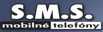 S.M.S. - mobilné telefóny logo