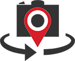 Panoramatické Fotografie - Panfoto logo