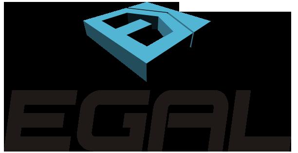 EGAL, a.s. logo