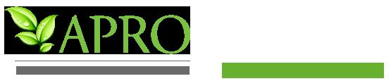 APRO Záhradné centrum s.r.o. logo