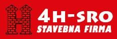 4 H s.r.o. - Stavebná firma logo