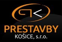 PRESTAVBY KOŠICE s.r.o. logo