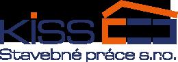 KISS stavebné práce, s.r.o. logo