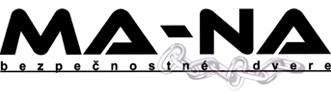 MA-NA - bezpečnostné dvere logo