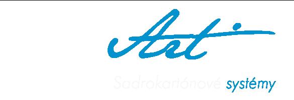 ArtGips - sadrokartónové systémy logo