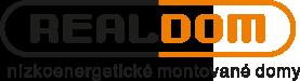 REAL DOM s.r.o. logo