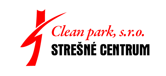 Clean park, s.r.o. - strešné centrum logo
