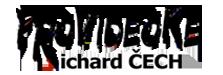Richard Čech - ProVideoKe logo