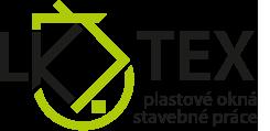 LK-TEX - stavebná firma logo