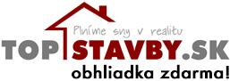 Topstavby.sk - rekonštrukcie domov a bytov logo