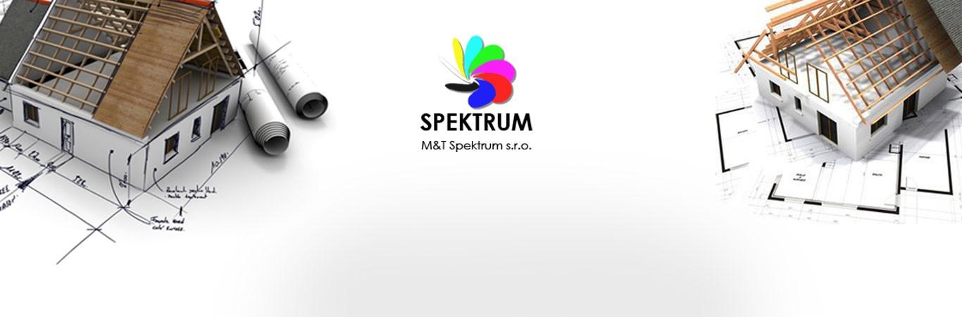 M & T spektrum, s. r. o. logo