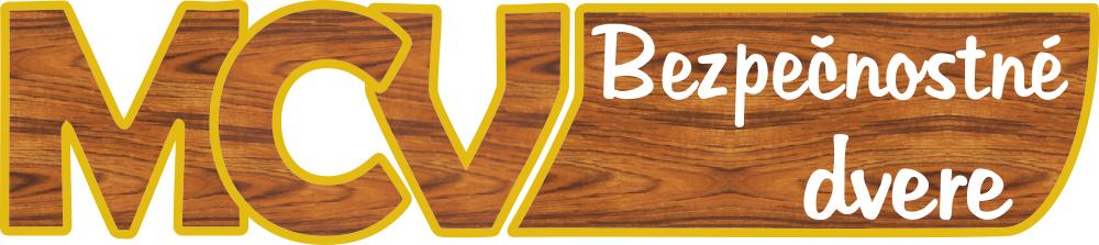 MCV, s.r.o. - bezpečnostné dvere logo