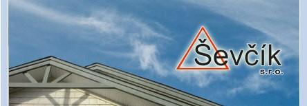 ŠEVČÍK, s. r. o. logo