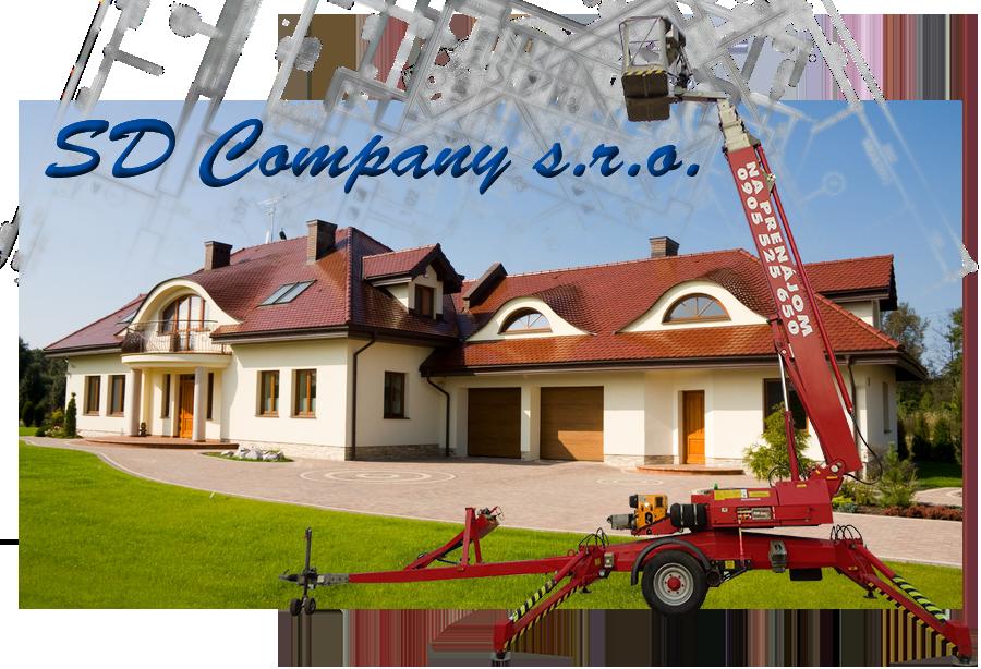 SD Company s.r.o. logo