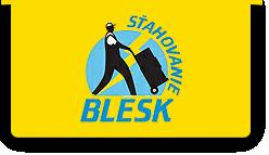 Sťahovanie BLESK, s.r.o. logo