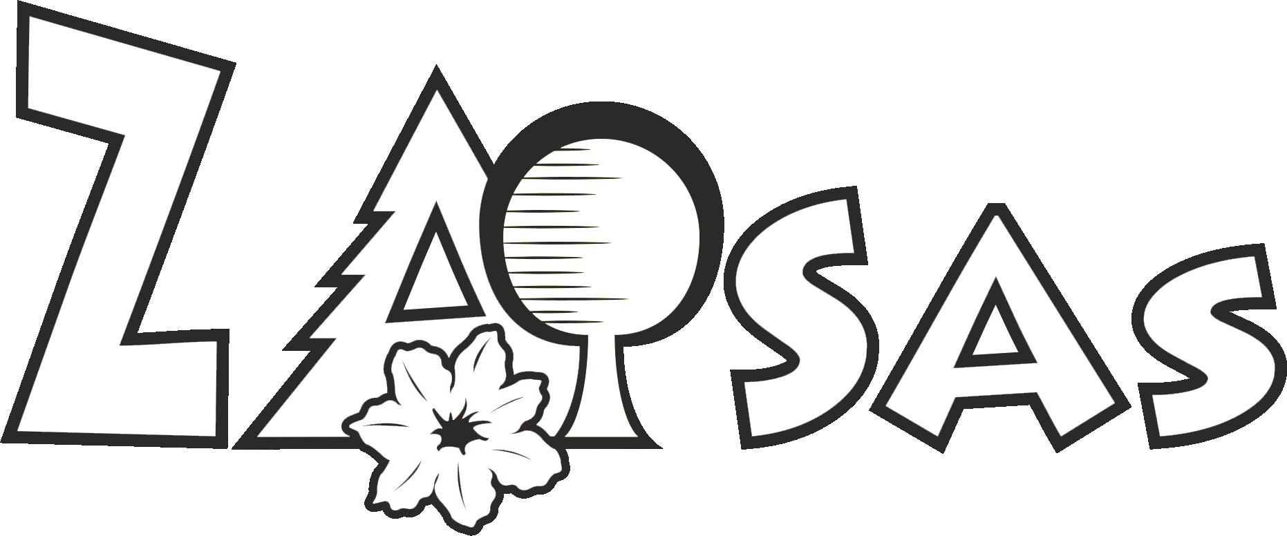 Zasas - záhradnícke a sadovnícke služby logo