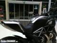 Zmena dizajnu motorky