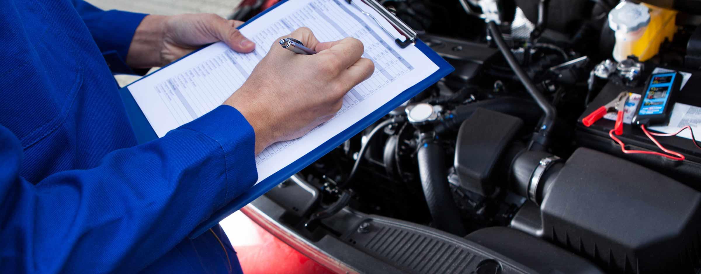Osobné vozidlá - oprava