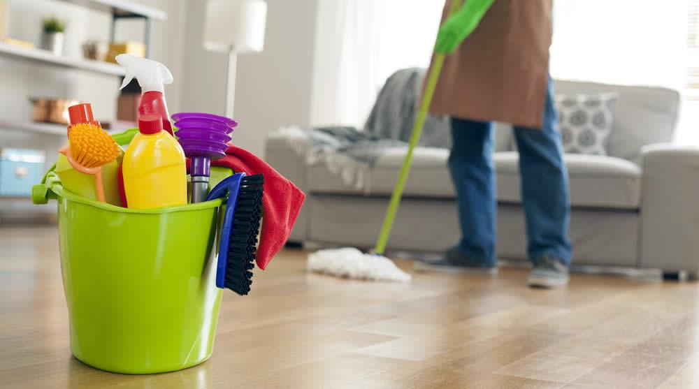 Domácnosť - čistenie
