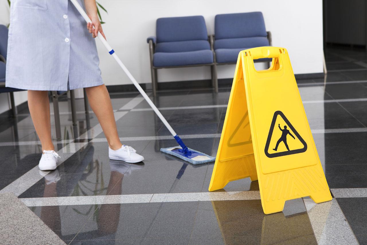 Pre firmy - čistenie