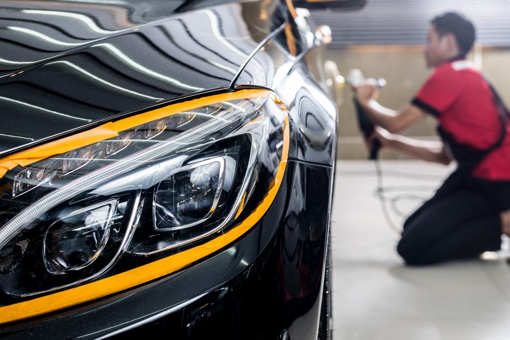 Kompletné-detailné čistenie vozidla